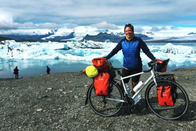 Tanja Ney: Fahrradtour um Island