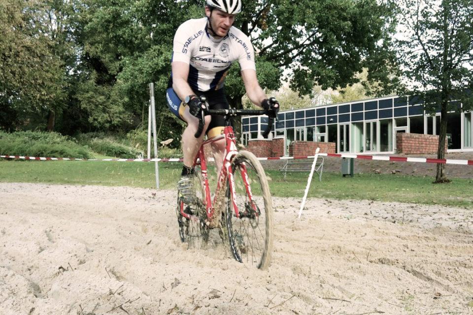 Erfahrungen auf einem Cyclocross-Rennen