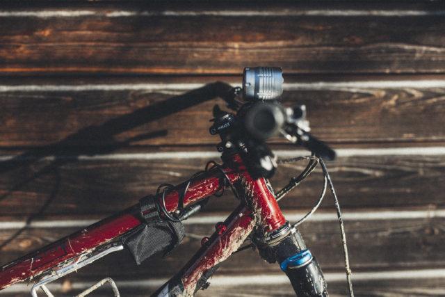 Fahrradbeleuchtung im Praxistest: ultra bright 8000LM