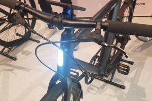 OWBOY E-Bike Citybike Beleuchtung