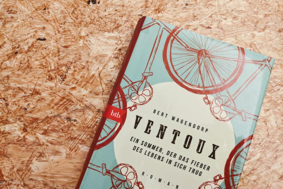 bikefolks.de Ventoux Buchtitel