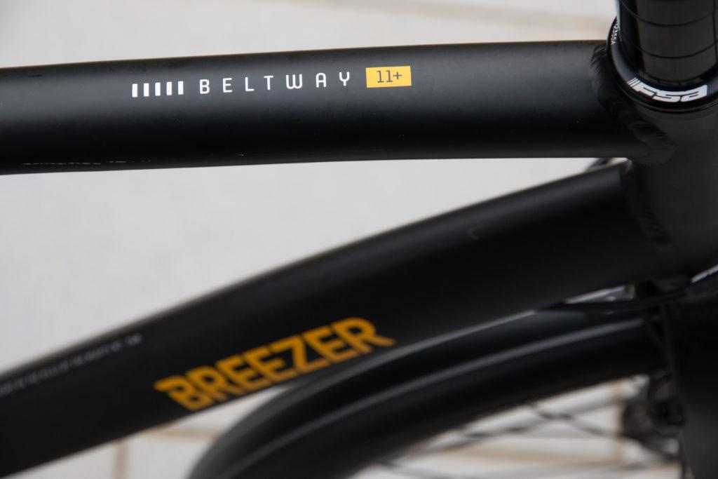 Breezer Trekkingrad Rahmen