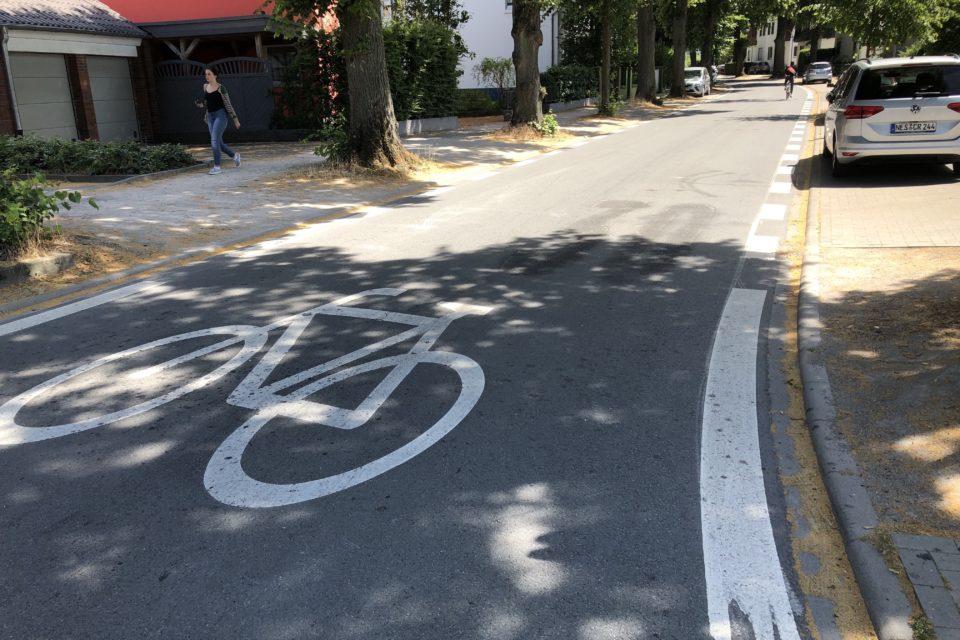 Die neue StVO soll für mehr Sicherheit für Radfahrer sorgen.