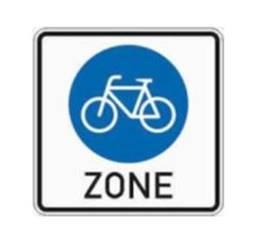 Künftig wird es auch vermehrt Fahrradzonen geben.
