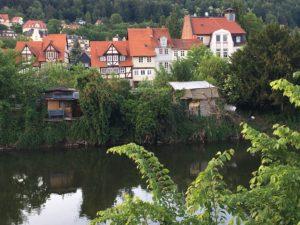 Die Fulda in Hannoversch Münden
