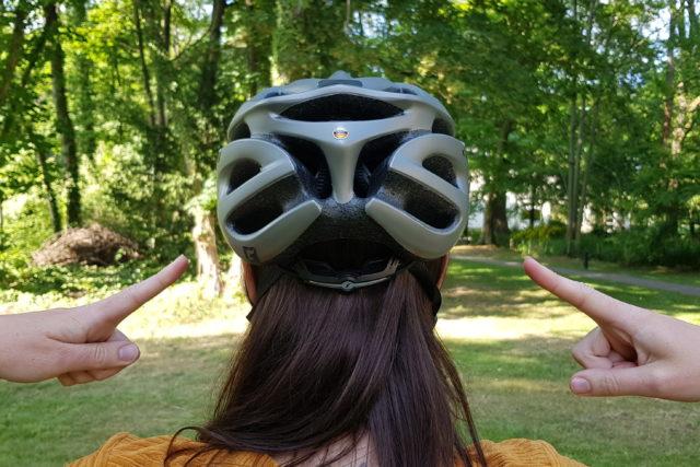 Helm muss sein