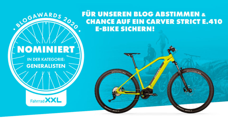 Fahrrad XXL-Blogawards