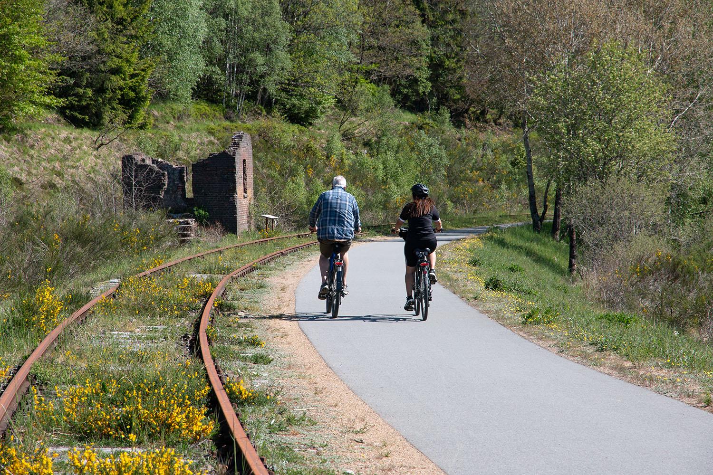 Vennbahn - Radweg - Rurtal