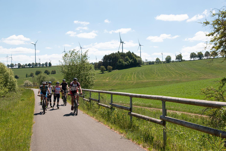 Vennquerbahn Radweg