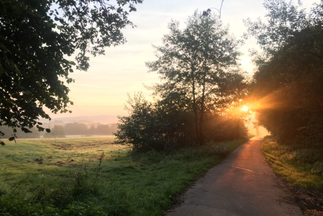 #abseitsradeln Fahrradtour