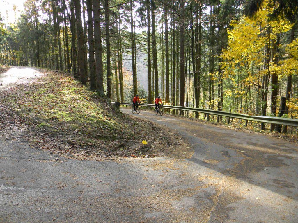 Rennrad-Tour durch die Eifel