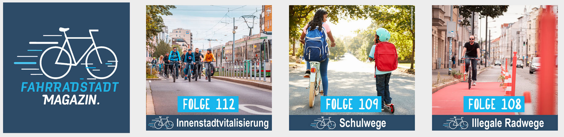 Podcast Fahrradstadt