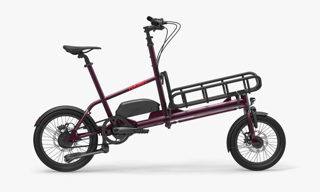 YOONIT Mini-Cargobike im Detail