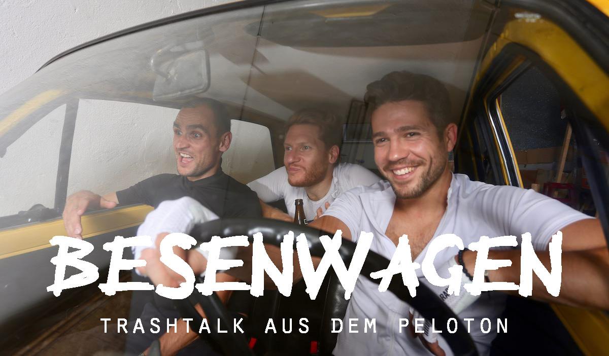 Rennrad-Podcast Besenwagen