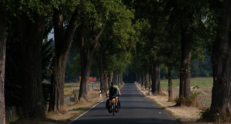 Radtour Oder Bikefolks