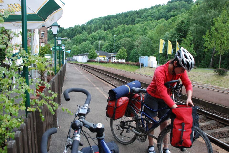 Fahrradtransport in Deutschland