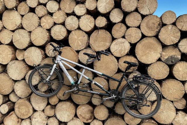 Unser Tandem - Bikefolks