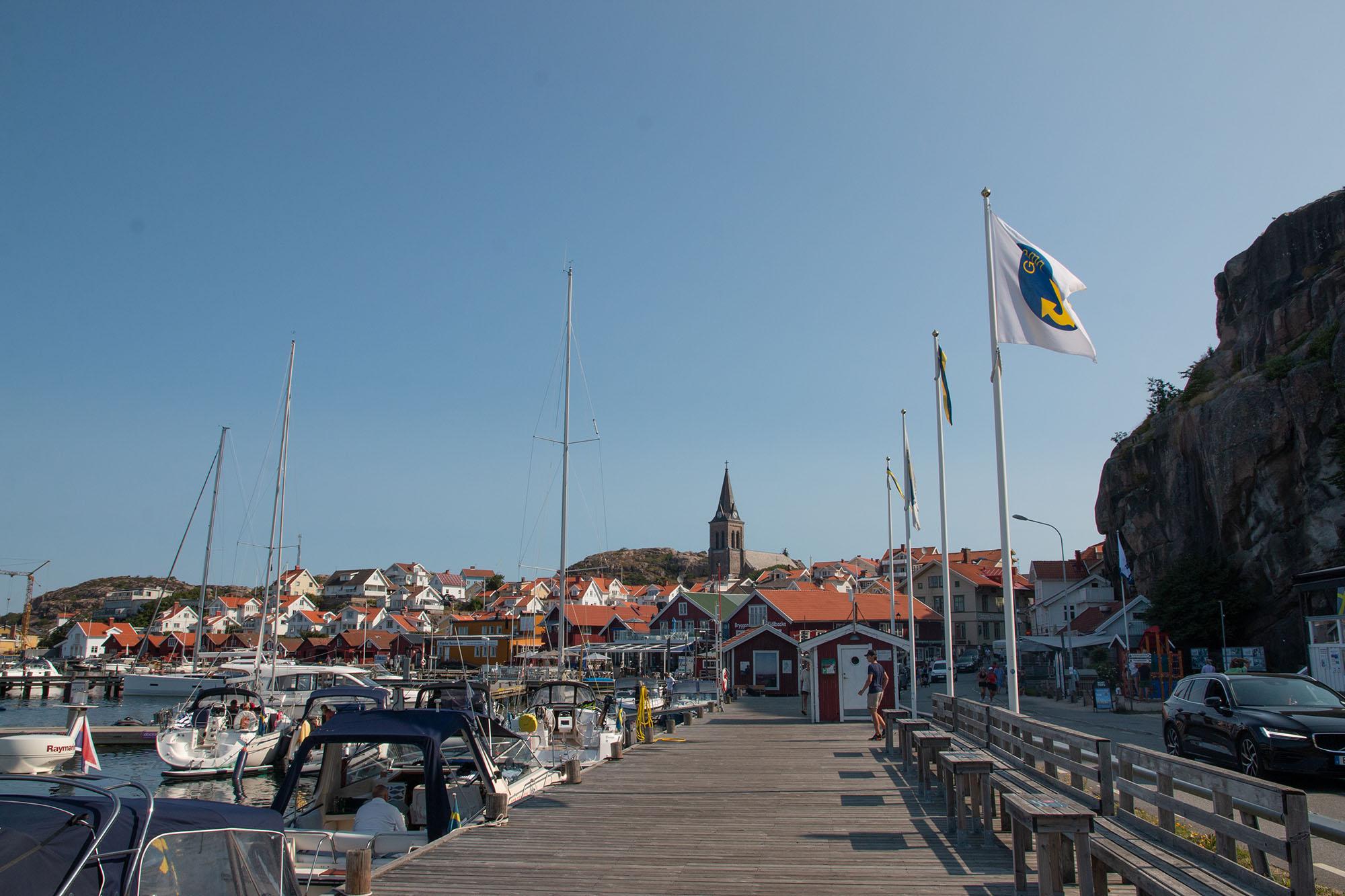 Fjällbacka Hafen