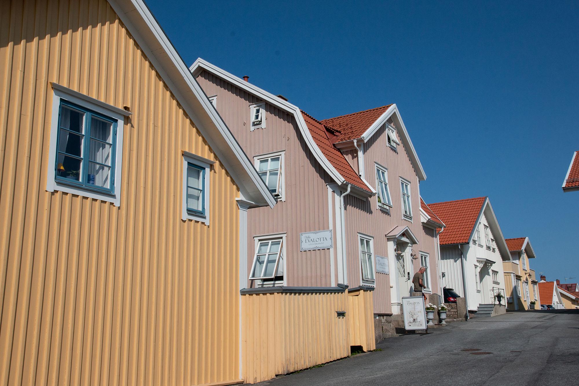 Radtour Schweden Flällbacka