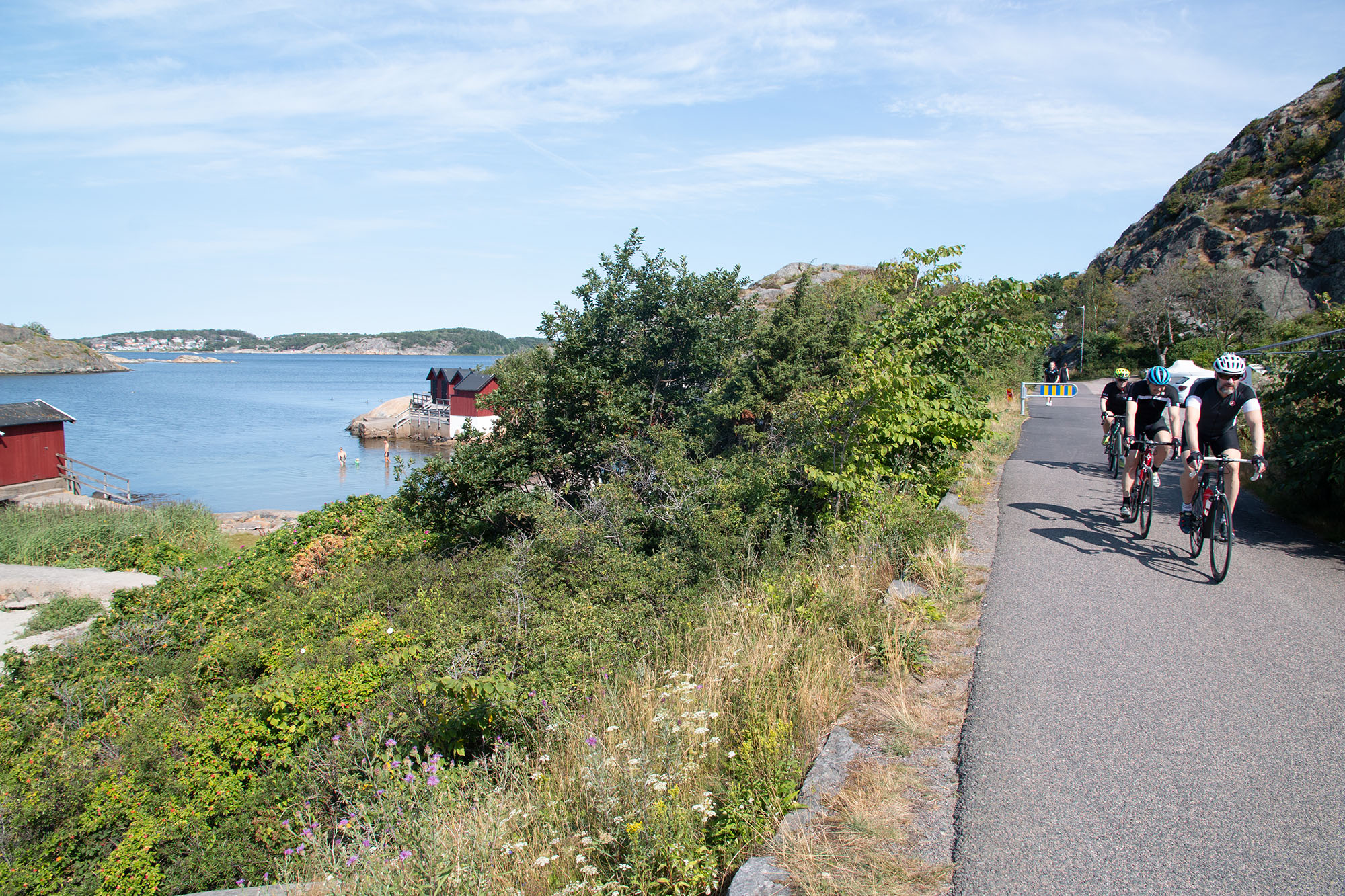 Küstenradweg Eurovelo 3