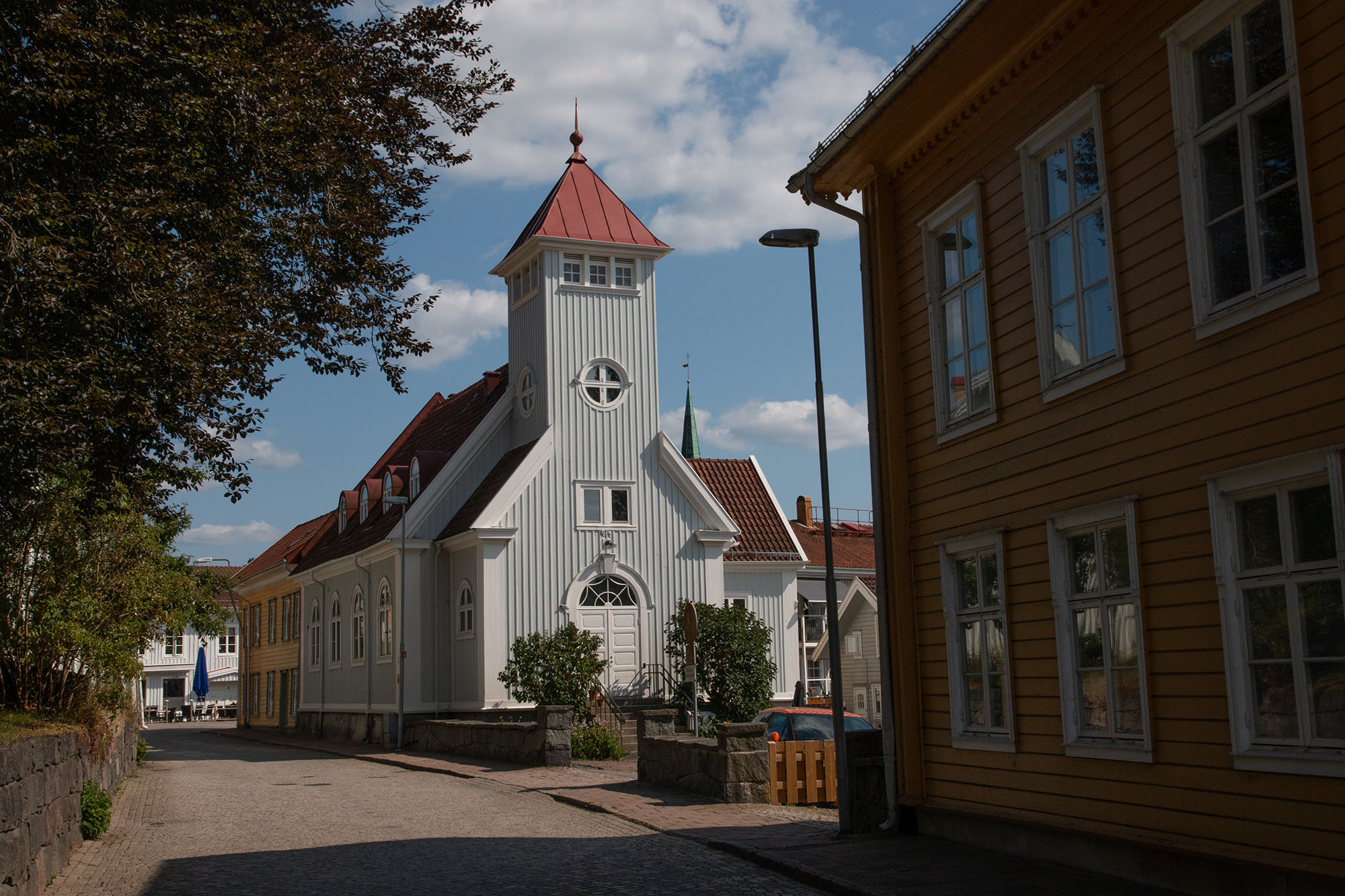 Kirche von Kungläv