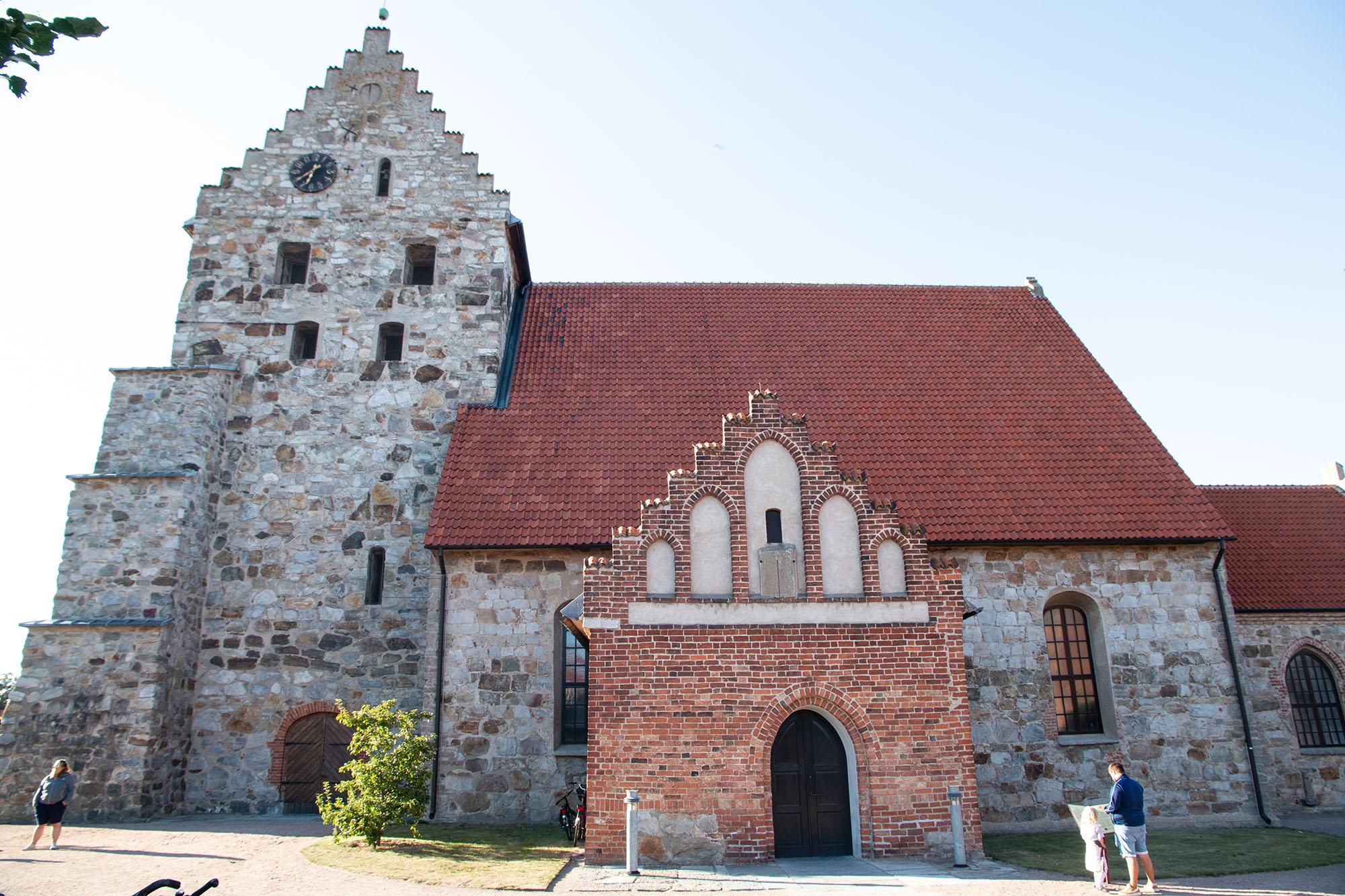 Kirche in Simrishamn